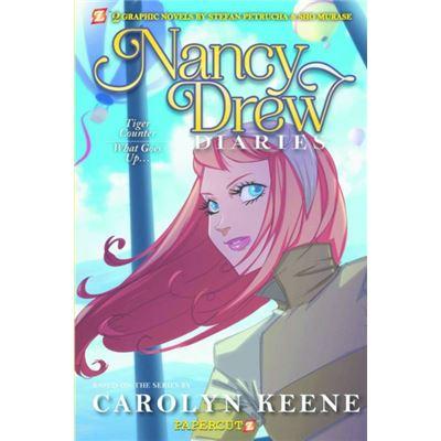 Nancy Drew Diaries Vol 08