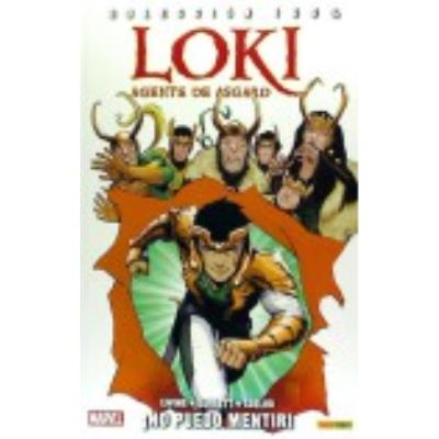 Loki, Agente De Asgard 02: No Sé Mentir - Coelho, Jorge, Ewing, Al