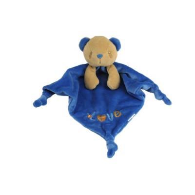 Les bébés d'elyséa - 3700559707098 - les scoobidoudous - salomon l'ourson
