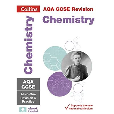 AQA GCSE 9-1 Chemistry All-in-One Revision and Practice (Collins GCSE 9-1 Revision) - [Livre en VO]