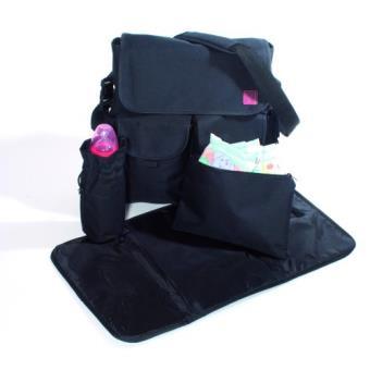 tracolla Kaiser a Shopping Schwarz Messenger Bags Borsa qzRZ0Tw