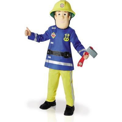 Déguisement Sam Le Pompier™ - Enfant