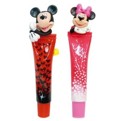 Tubes mickey mouse et minnie 180017-a mmch stylos à bille 2 pièces