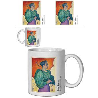 Café L'ombrelle18939x8 Mug Paul Signac Tasse Femme À Cm rtCQdhxs