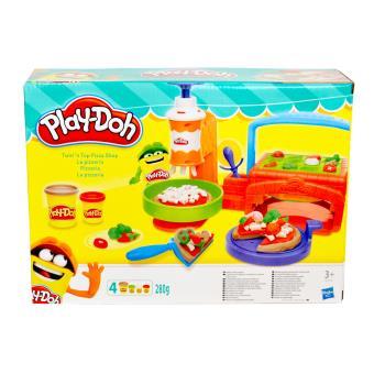 Play Doh Pâte à Modeler La Pizzeria Hasbro Pâte à Modeler Pour