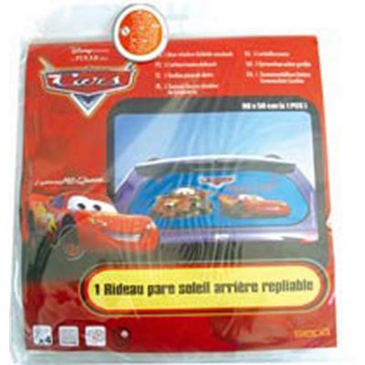 AUTO-1Rideauparesoleilpourvitrearrirerepliable-Disney-DŽcorCars-F032601