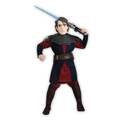 Rubie's - Star Wars - Anakin Skywalker - Déguisement Enfant - Taille S 3-4 ans