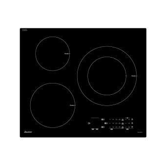 plaque induction sauter spi6362b achat prix fnac. Black Bedroom Furniture Sets. Home Design Ideas