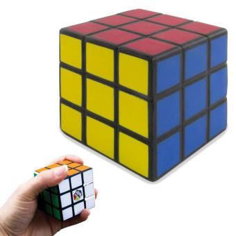 balle anti stress rubik 39 s cube autre moyen gadget top prix fnac. Black Bedroom Furniture Sets. Home Design Ideas