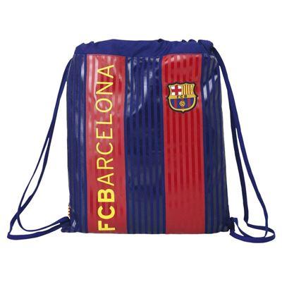 F.C. Barcelona 1ª Equip. 16/17 Sac plat (officiel), Grand Sac plat