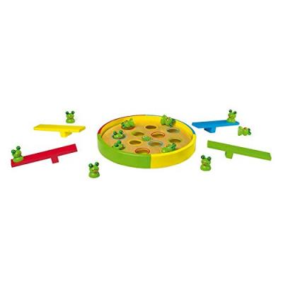 Small foot company - 7585 - jeu de société - grenouilles sauteuses