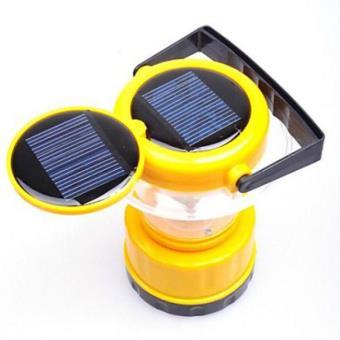 Pour Led Jaune Rechargeable Luminaires Solaire Lanterne Camping JKT1Flc