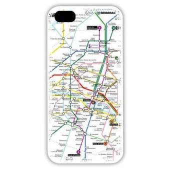 coque iphone 5 map