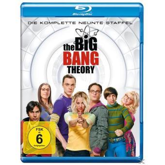 The Big Bang Theory - Seizoen 9 - 2 Disc Bluray