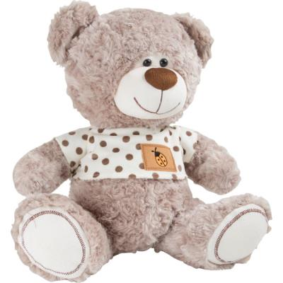 Peluche ours à petit pois Lucien