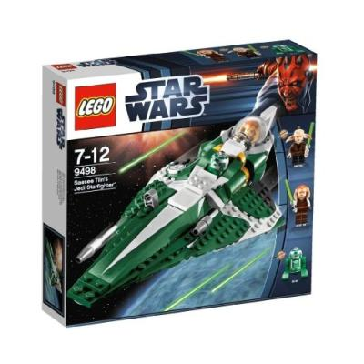 LEGO STAR WARS TM - 9498 - JEU DE CONSTRUCTION - SAESEE TIIN'S JEDI STARFIGHTER TM