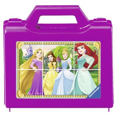 Puzzle 6 cubes Ravensburger Disney Princesses