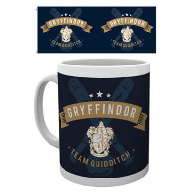 Tasse de ceramique Harry Potter Team Quidditch