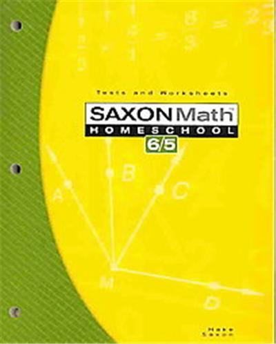 Saxon Math 6 / 5