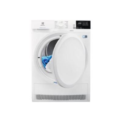 Electrolux EW8H4821RA - Sèche-linge - indépendant - largeur : 60 cm - profondeur : 60 cm - hauteur : 85 cm - chargement frontal - blanc