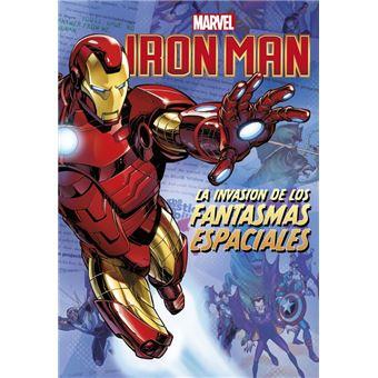 Iron man-la invasion de los fantasm