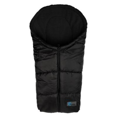 altabebe winter footmuff car seat basic line (black)