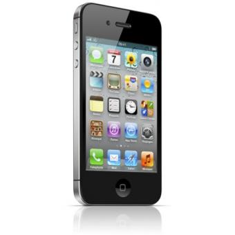 iphone 4s 16go noir reconditionn t l phone portable basique achat prix fnac. Black Bedroom Furniture Sets. Home Design Ideas
