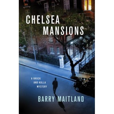 Chelsea Mansions (Brock and Kolla Mysteries) - [Version Originale]
