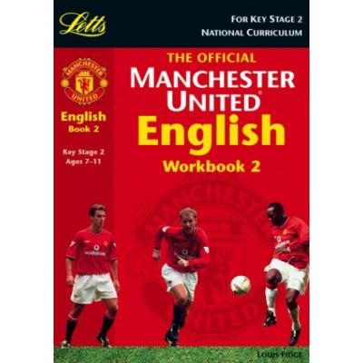 KS2 Manchester United: English Book 2 (Official Manchester United workbooks)