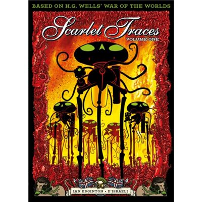 Scarlet Traces Vol 1