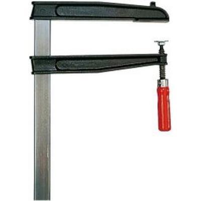Serre-joint à grande portée TGNT, Capacité de serrage : 400 mm, Portée 250 mm, Glissière 40 x 11 mm