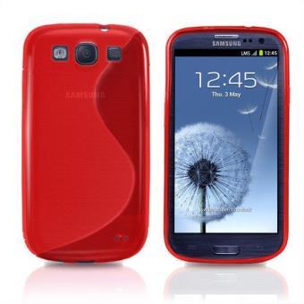 coque samsung galaxy s3 rouge