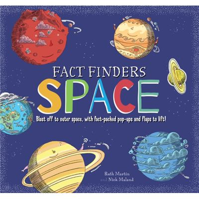 Fact Finders: Space (Hardcover)