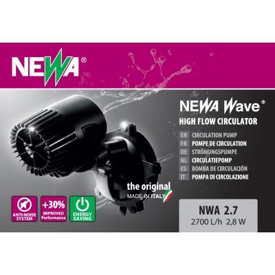 Pompe newave nwa 2.7