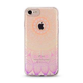 coque iphone 7 mandala fleur