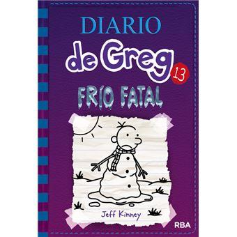 Diario de greg 13-frio fatal