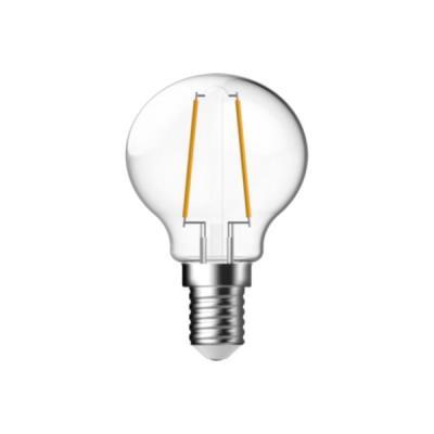 Ampoules à économie d'énergie GP LED FILAMENT MGLOBE E14 2W-25W