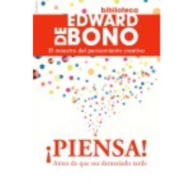 ¡Piensa! - EDWARD DE BONO