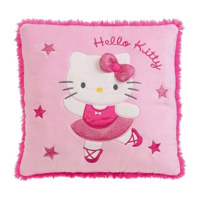 Coussin hello kitty danseuse fun house