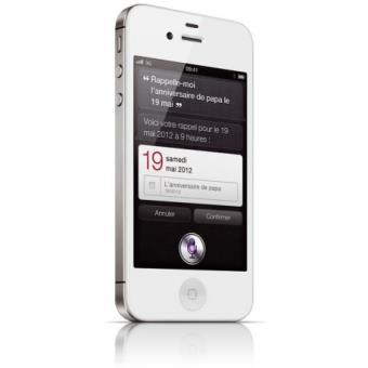 iphone 4s 16go blanc reconditionn t l phone portable basique achat prix fnac. Black Bedroom Furniture Sets. Home Design Ideas