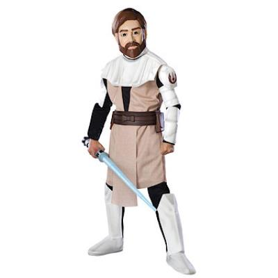 Rubie's - Star Wars - Obi-Wan Kenobi - Déguisement Enfant - Taille L 8-10 ans