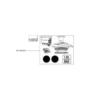 KIT REPARATION N° SERIE < A 0312
