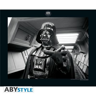 Star wars - collector artprint excuses acceptées (50x40) abyart017