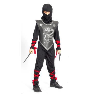 Déguisement ninja dragon garçon 7 à 9 ans