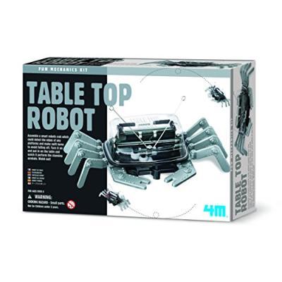 4 m de table robot