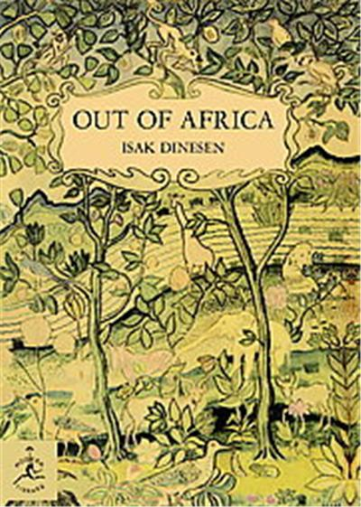 Out of Africa, Modern Library Series