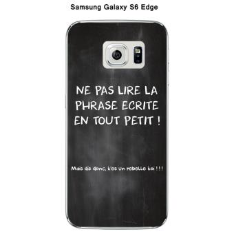 coque de samsung galaxy s6 edge