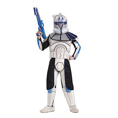 Rubie's - Star Wars - Clone Trooper Rex - Déguisement Enfant - Taille S 3-4 ans