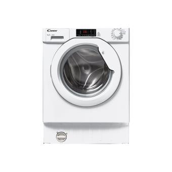 candy cbwm 712d s machine laver chargement frontal int grable blanc achat prix. Black Bedroom Furniture Sets. Home Design Ideas