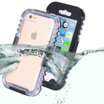 coque iphone 6 6s waterproof noir etui pour t l phone mobile achat prix fnac. Black Bedroom Furniture Sets. Home Design Ideas